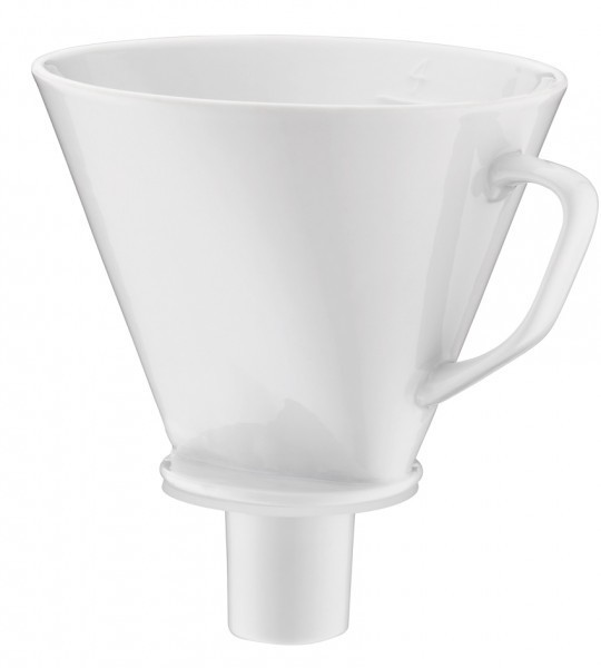 alfi Kaffeefilter aroma plus Porzellan, weiß