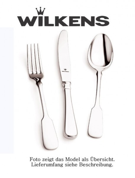 Wilkens Besteck Sterlingsilber Spaten Dessertlöffel