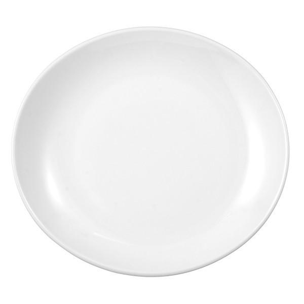 Seltmann Porzellan Modern Life Uni Teller oval 5193 27 cm