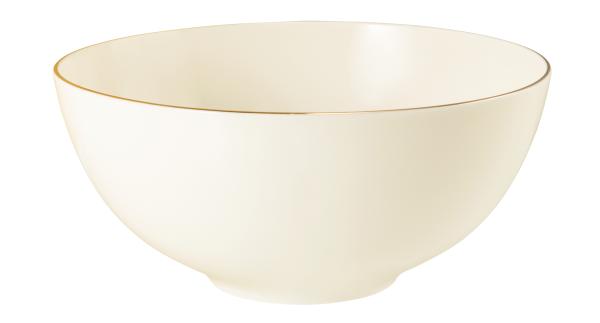 Seltmann Porzellan Medina Gold Schüssel rund 21 cm