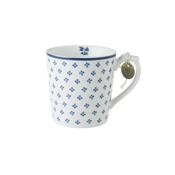 Laura Ashley Blueprint Porzellan Becher Petit Fleur