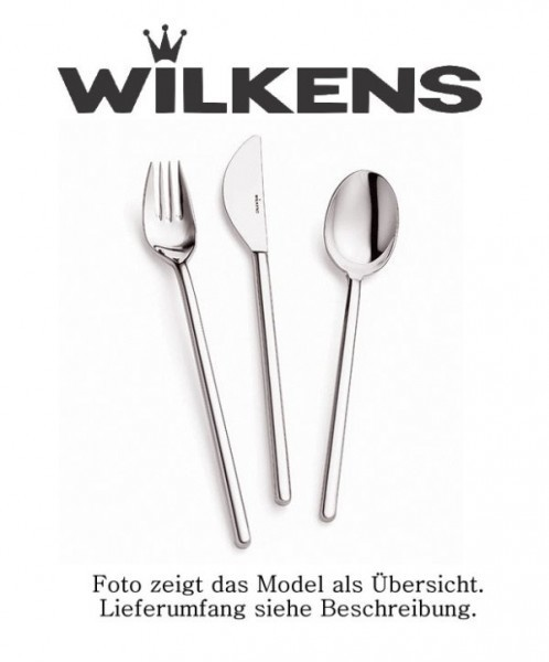 Wilkens Besteck Evento Eislöffel 2er Set