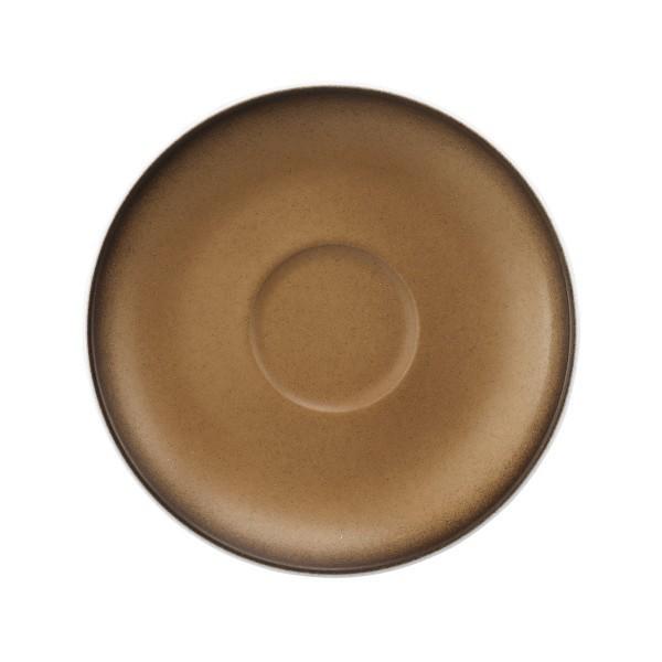 Seltmann Porzellan Fantastic Untere zur Cappuccinotasse 1131 caramel
