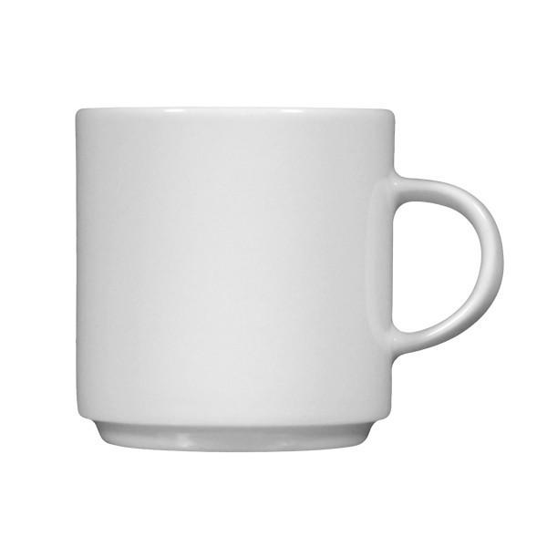 Seltmann Porzellan Savoy Uni Obere zur Milchkaffeetasse