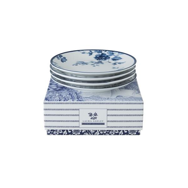 Laura Ashley Blueprint Geschenkverpackung/4 Petit fours , Petit Fleur, Sweet Allysum, Floris, China