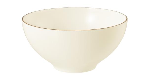 Seltmann Porzellan Medina Gold Müslischale 15,5 cm