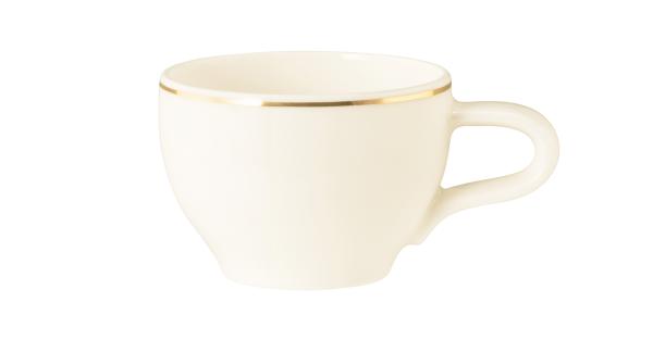 Seltmann Porzellan Medina Gold Espressoobertasse 0,11 l