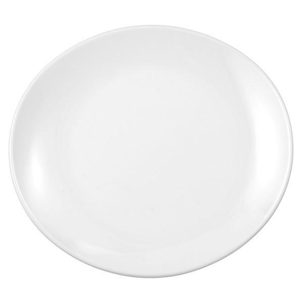 Seltmann Porzellan Modern Life Uni Teller oval 5195 25 cm