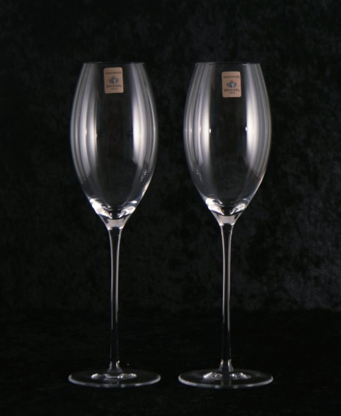 Zwiesel 1872 ENOTECA 2 Champagnergläser Geschenkset