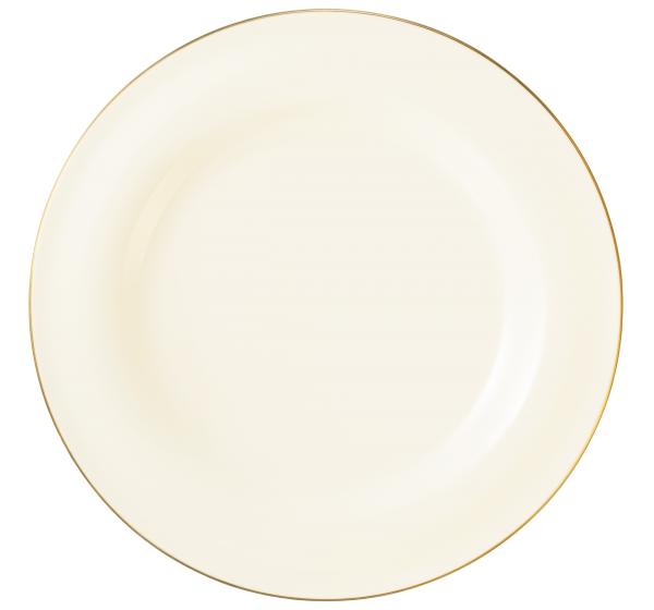 Seltmann Porzellan Medina Gold Speiseteller rund 27,5 cm