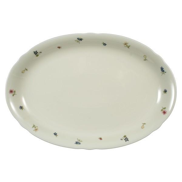 Seltmann Porzellan Marie Luise 30249 Platte oval 35 cm