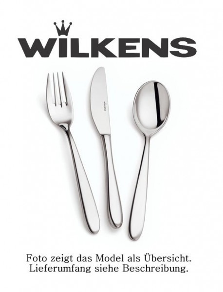 Wilkens Besteck Rotondo 30tlg für 6 Pers. poliert