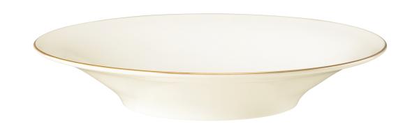 Seltmann Porzellan Medina Gold Suppenteller rund 22,5 cm
