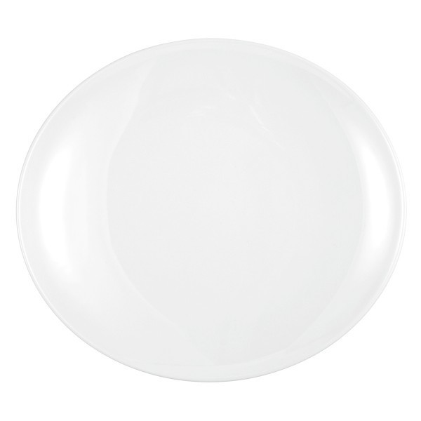 Seltmann Porzellan Modern Life Uni Teller oval 5235 34 cm