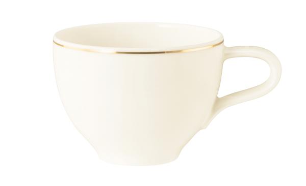 Seltmann Porzellan Medina Gold Kaffeeobertasse 0,26 l