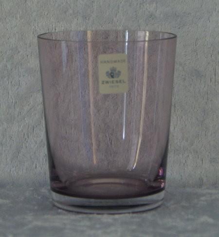 Zwiesel 1872 Glas Finna Becher violett