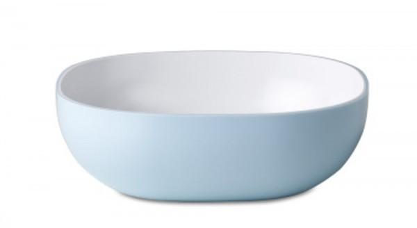 Rosti Mepal Synthesis Schale 600 ml retro blau