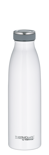 Thermos Isolierflasche TC BOTTLE Weiß 0,5l-Copy