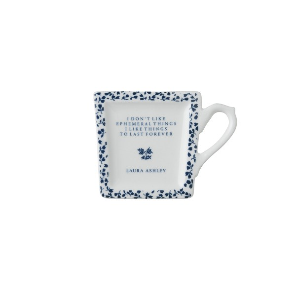Laura Ashley Blueprint Porzellan Teebeutelhalter Floris