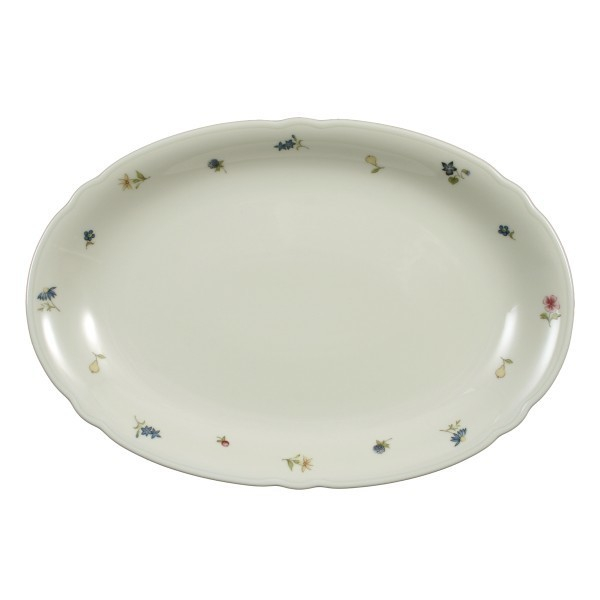 Seltmann Porzellan Marie Luise 30249 Platte oval 31 cm