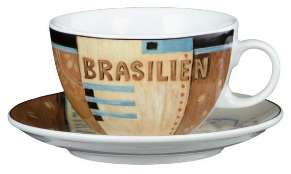 Seltmann Porzellan VIP Brasilien Tasse 1164