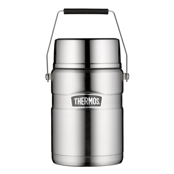 Thermos Speisegefäß Stainless King steel 1,2l